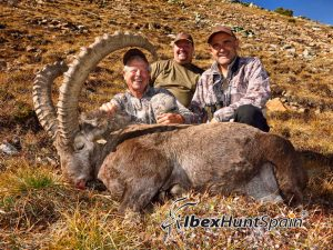 Alpine Ibex Hunting in Switzerland