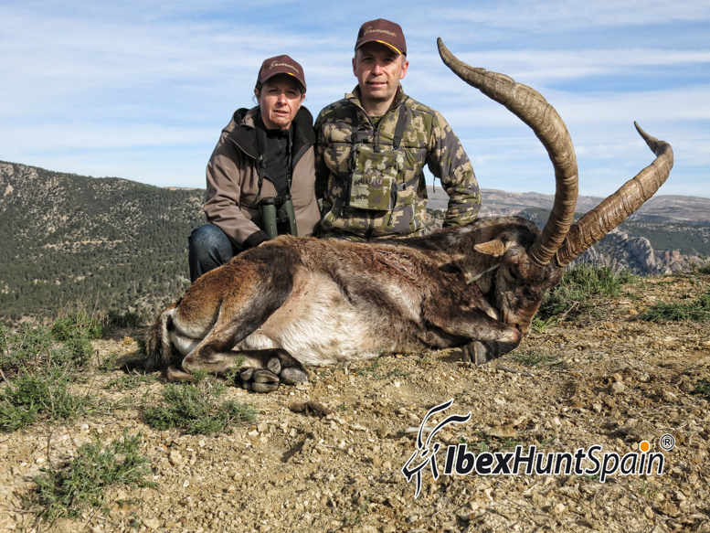 Beceite-ibex-hunting-in-spain