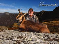 Cantabrian Chamois hunt in Spain