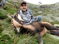 Cantabrian chamois Hunting