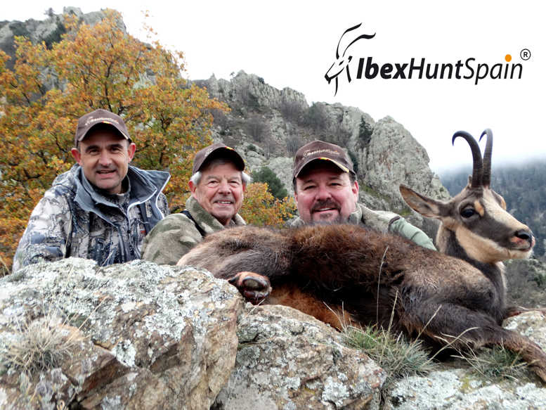 PYRENEAN-CHAMOIS-IBEX-HUNT-SPAIN-2014 (9)