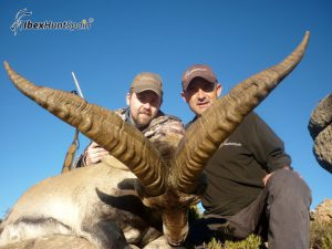 Beceite Ibex hunting in Spain