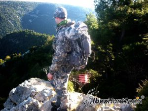 Bow hunting in Spain