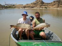 Carp fishing in Ebro